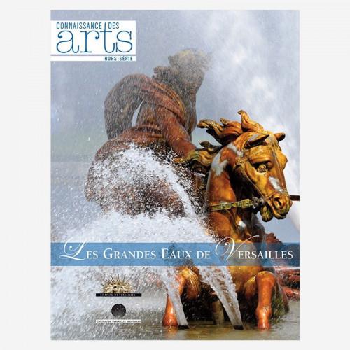 """Connaissance des Arts – Hors-série """"Les Grandes Eaux de Versailles"""""""