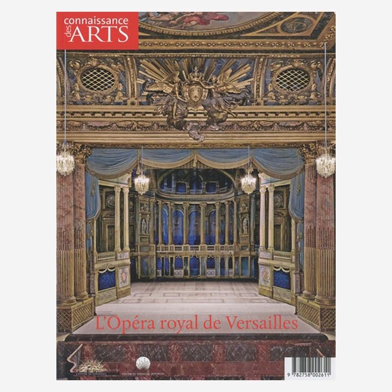"""Connaissance des Arts - Hors-série """"L'Opéra royal"""""""