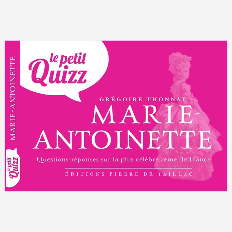 Le Petit Quizz de Marie-Antoinette - fr