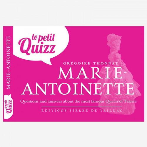Le Petit Quizz de Marie-Antoinette - en