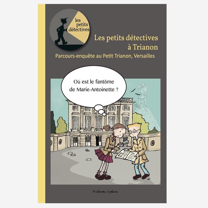Les petits détectives à Trianon - fr