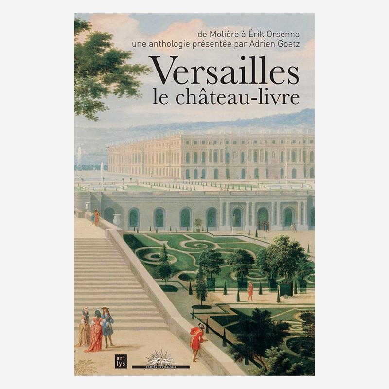 Versailles le Château-Livre