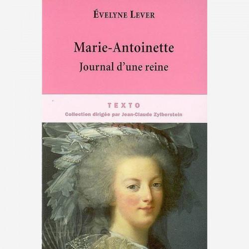 Marie-Antoinette, journal...