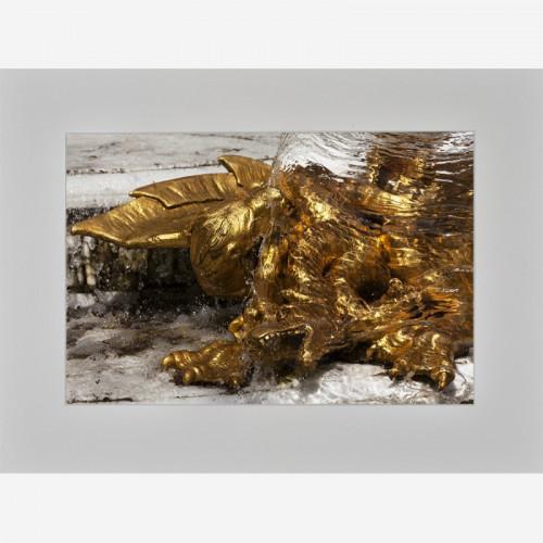 Bosquet de l'Arc de Triomphe - Impression série limitée