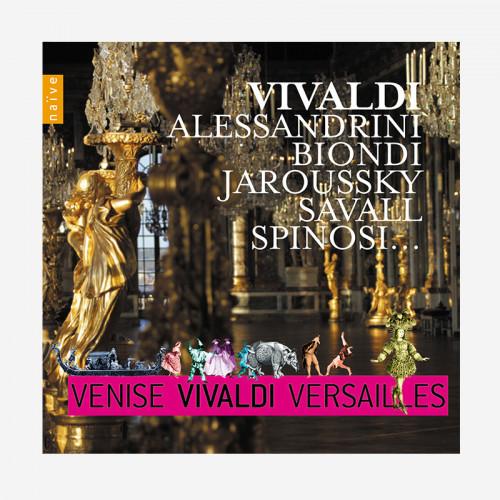 Venise Vivaldi Versailles,...