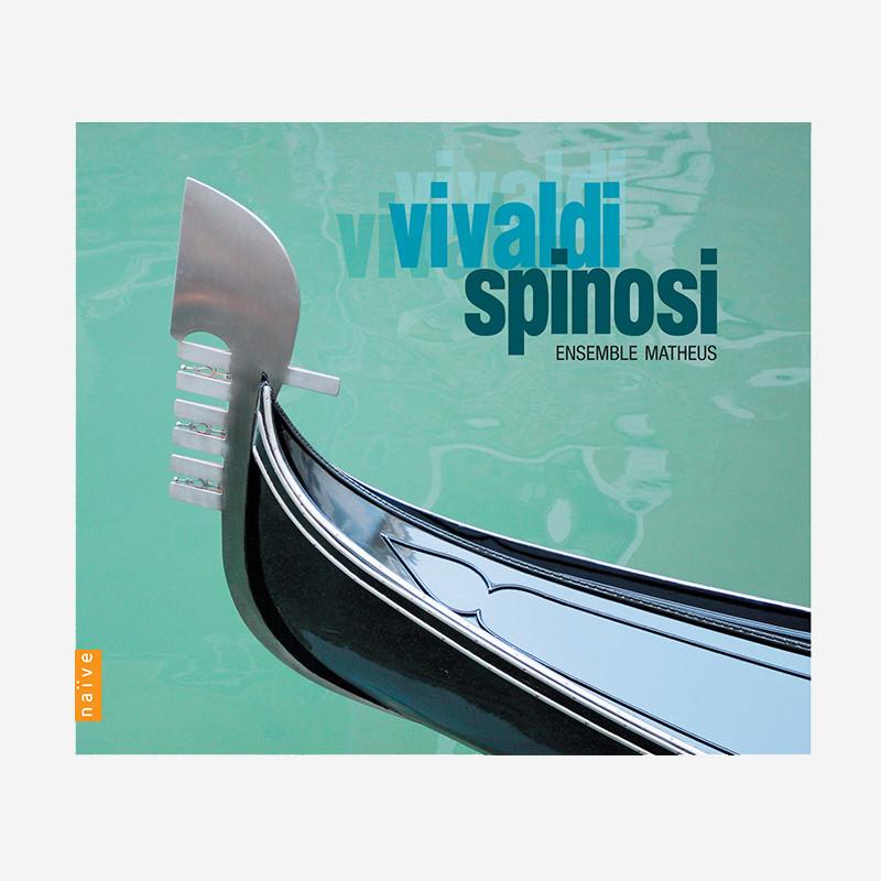 Vivaldi par Jean-Christophe Spinosi