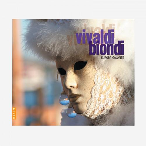 Vivaldi par Fabio Biondi