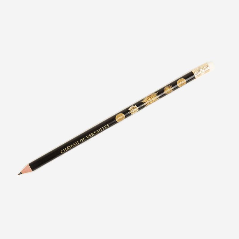 Crayon à papier noir Château de Versailles