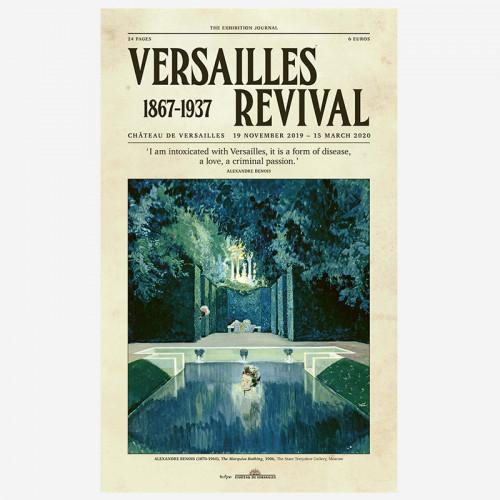 """Le Journal de l'exposition """"Versailles Revival 1867 - 1937"""" - en"""