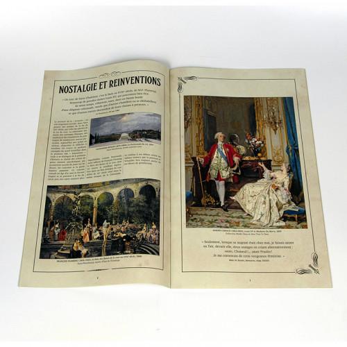 """Le Journal de l'exposition """"Versailles Revival 1867 - 1937"""" - fr"""