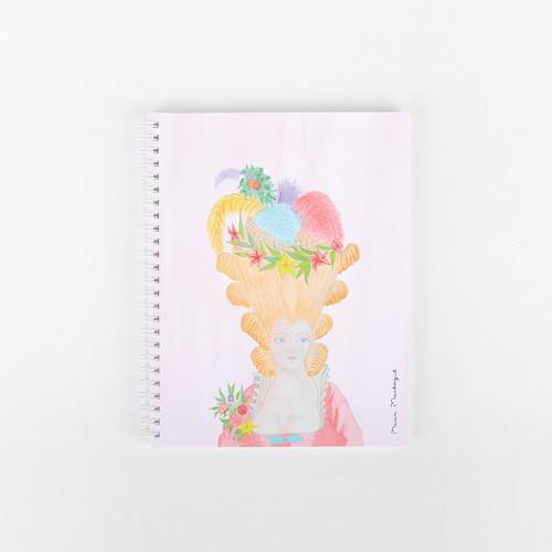"Notebook ""Bonjour..."