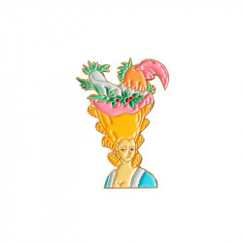 Pin's Marie-Antoinette...