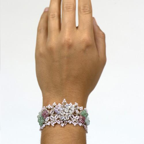 Bracelet Frivolité