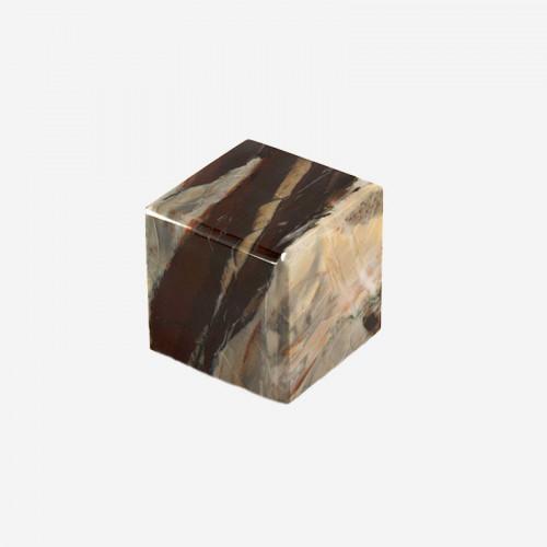 Cube de marbre