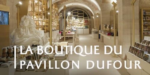 The Pavillon Dufour Shop