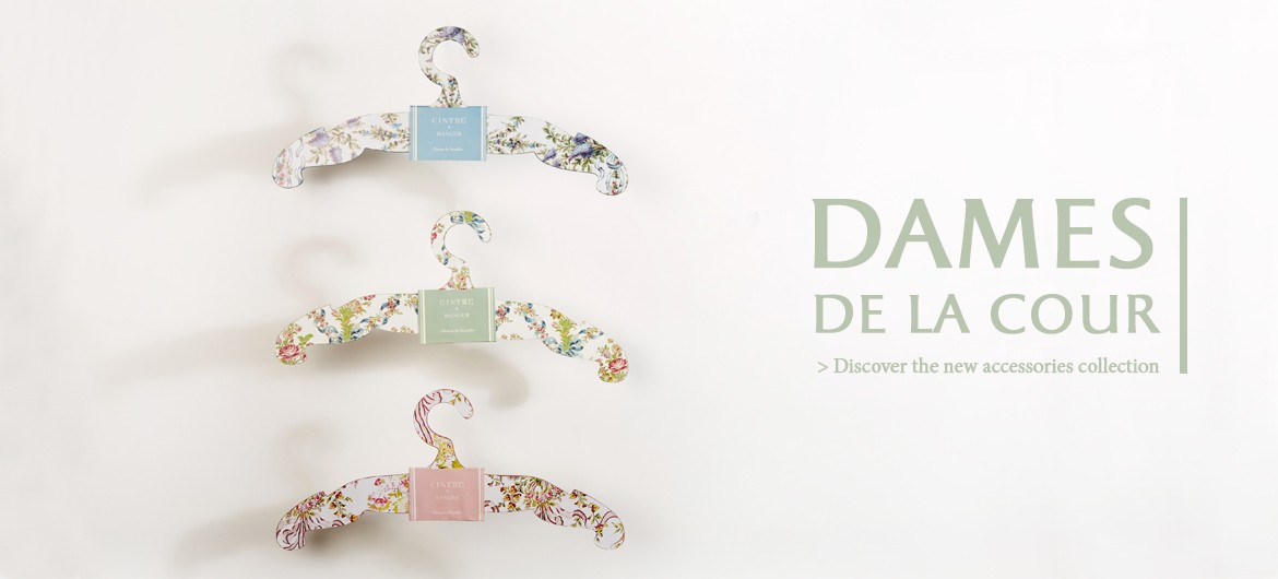 Dames de la Cour - New accessories collection