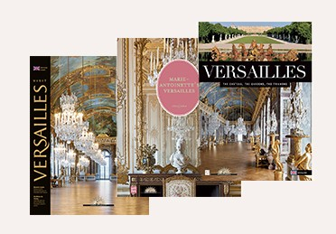 Versailles guiding booklets