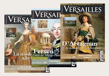 Magazines Château de Versailles
